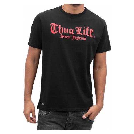 Pánské Deadmood tričko Black Thug Life