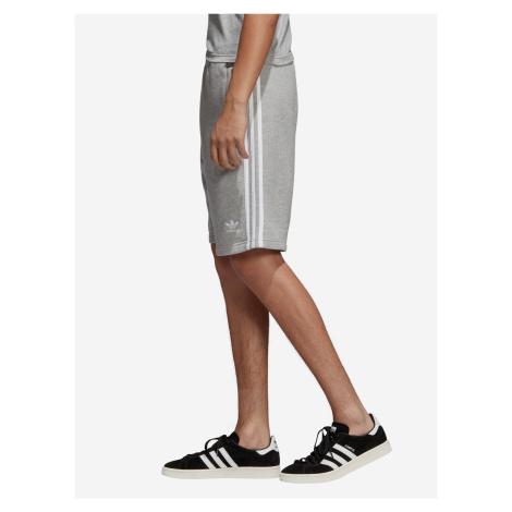 3-Stripes Kraťasy adidas Originals Šedá