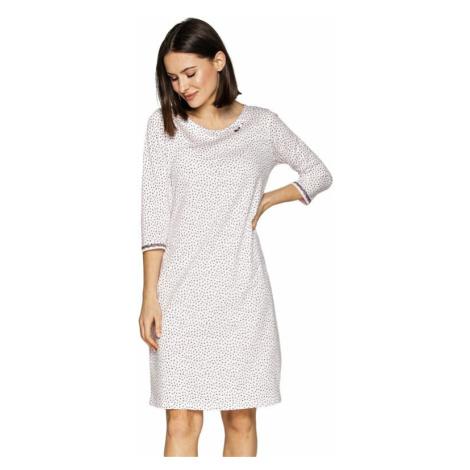 Dámská košile Elena bílá se vzorem Cana