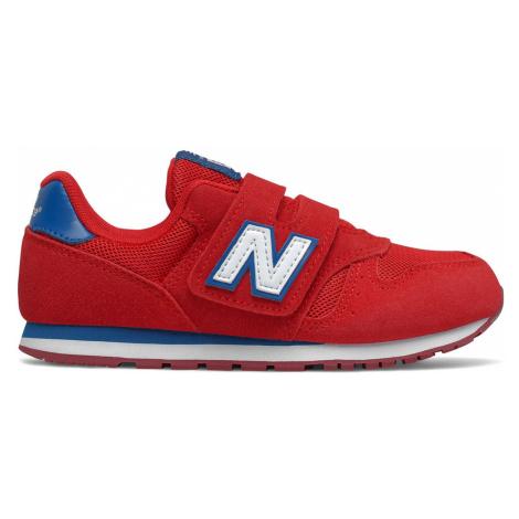 New Balance YV373SRW Kids červené YV373SRW