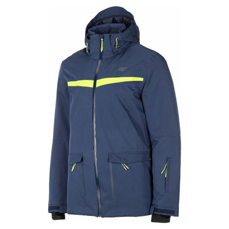 Pánská lyžařská bunda 4F KUMN008 Tmavě