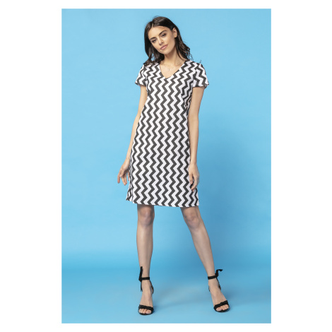 Šaty s krátkým rukávem Perfect Dress EU