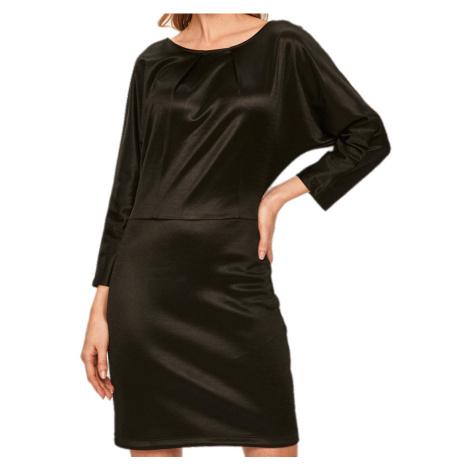 Černé šaty - PATRIZIA PEPE