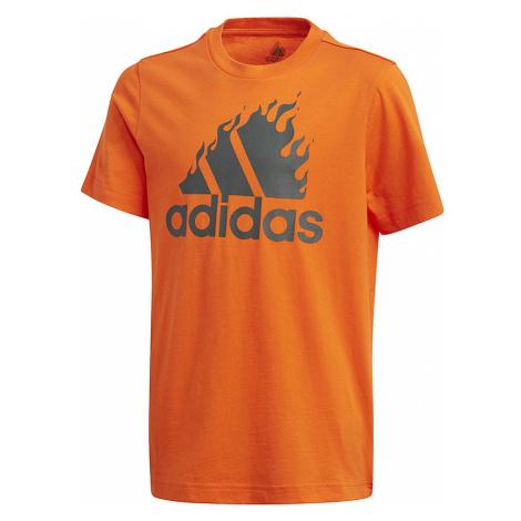 Dětské triko Adidas Jb Bos