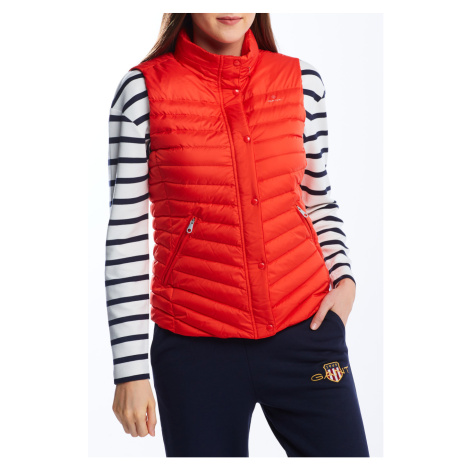 VESTA GANT LIGHT DOWN GILET