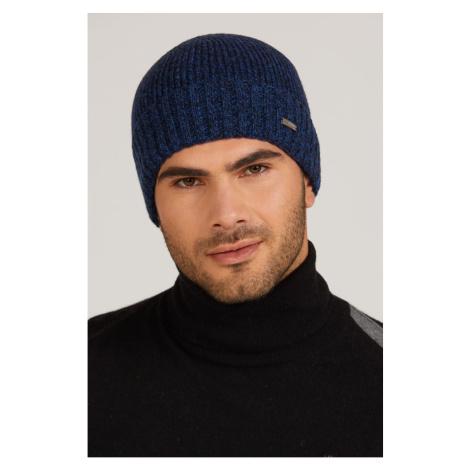 Kamea Man's Hat K.20.110.12 Navy Blue