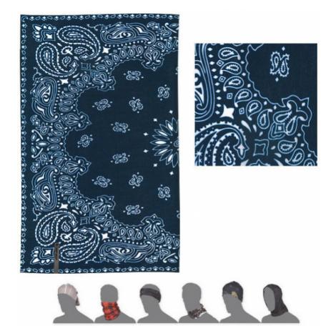 ORNAMENT Multifunkční šátek 18200083 modrá UNI Sensor