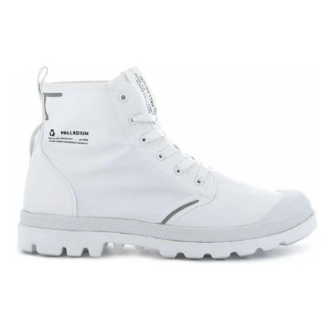 Palladium Boots Pampa Lite+Recycle WP+ bílé 76656-100-M