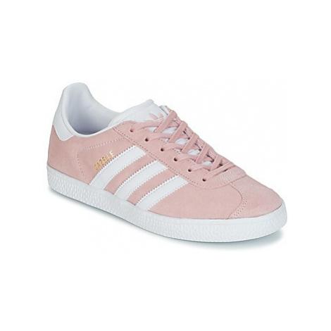Adidas GAZELLE J Růžová