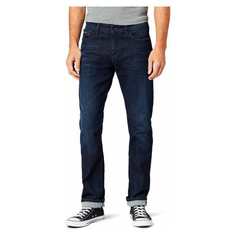 Calvin Klein pánské tmavě modré denim džíny