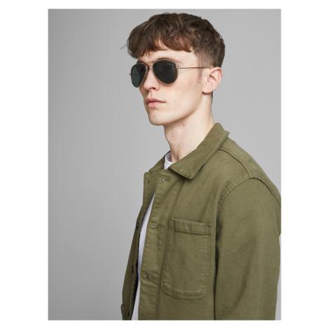 Ryder Sluneční brýle Jack & Jones Zlatá