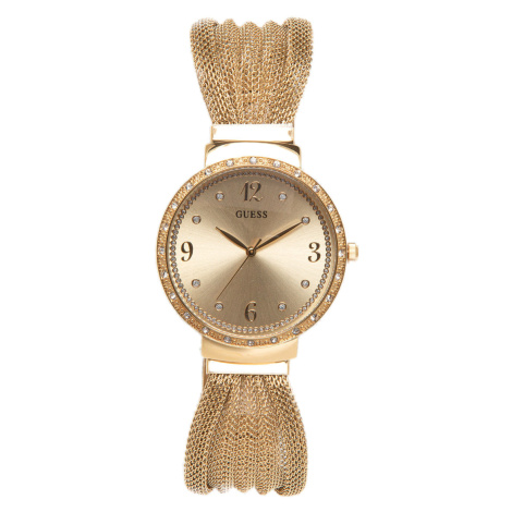 Zlaté hodinky - GUESS
