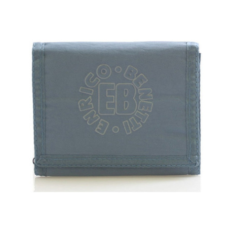 Enrico Benetti Peněženka Jeansová látková - 54044 Modrá