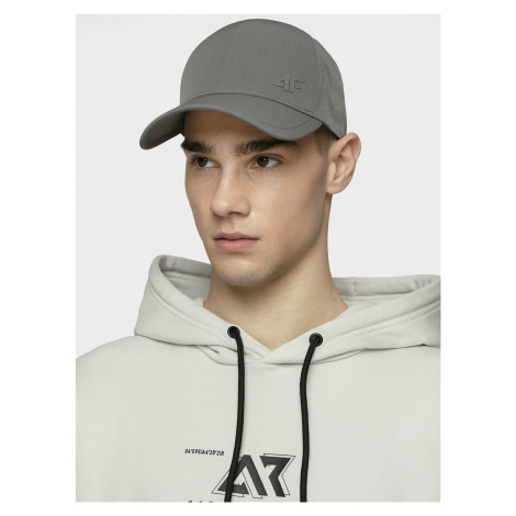4F Pánská čepice s kšiltem
