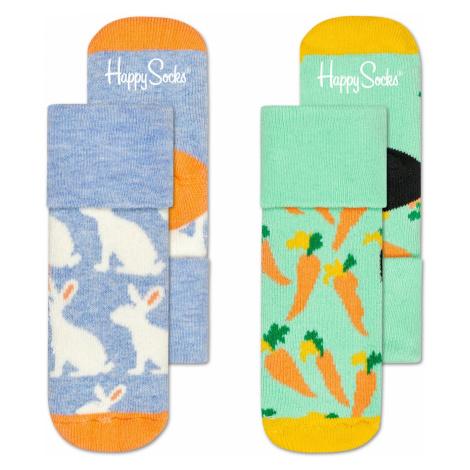 2-Pack Bunny Terry Socks Happy Socks