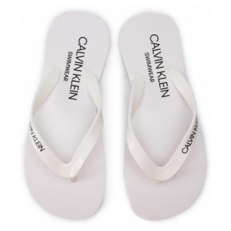 Plážové žabky Flip-Flops Sandals KM0KM00341 - Calvin Klein