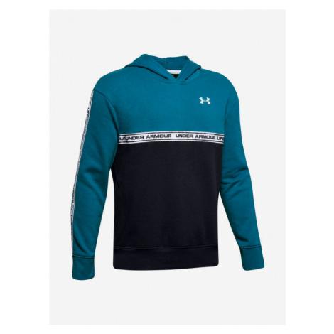Mikina Under Armour Sportstyle Fleece Hoodie-Grn Modrá