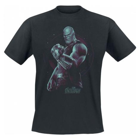 Avengers Thanos Tričko černá