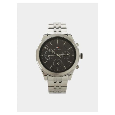 Pánské hodinky Tommy Hilfiger Silver