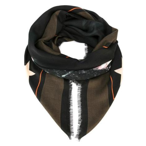 GIVENCHY Rottweiler kašmírový šátek