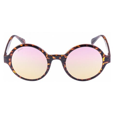 Sunglasses Retro Funk - havanna/rosé Urban Classics