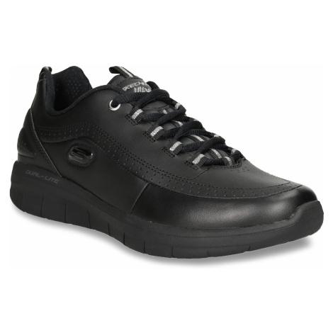 Dámské černé tenisky Skechers