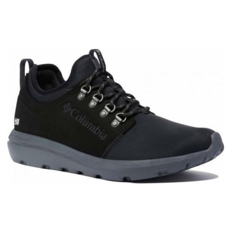 Columbia BACKPEDAL CLIME OD černá 8.5 - Pánská volnočasová obuv
