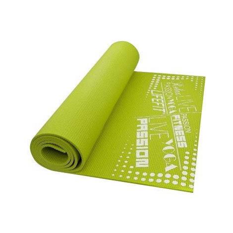 Lifefit Slimfit Plus gymnastická světle zelená