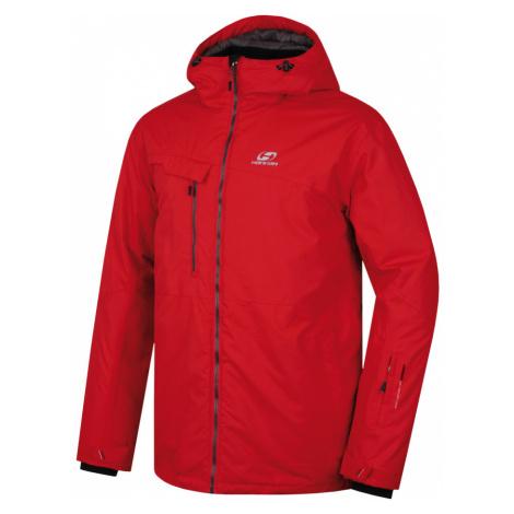HANNAH SANFORD Pánská lyžařská bunda 10000025HHX01 Racing red