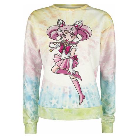 Sailor Moon Chibiusa Dívcí mikina batikovaná