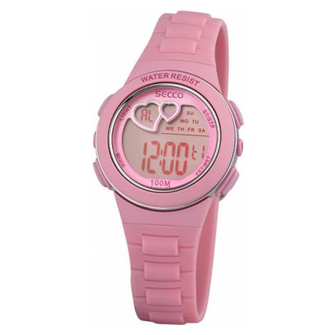 Secco Dámské digitální hodinky S DKM-002