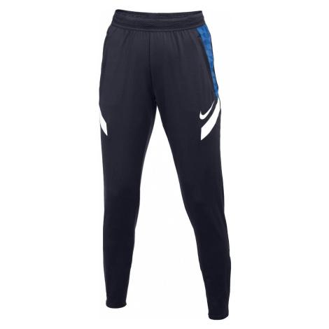 Dámské kalhoty Nike Dri-FIT Strike Tmavě modrá