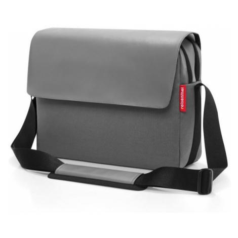 Taška přes rameno Reisenthel Courierbag 2 Canvas grey