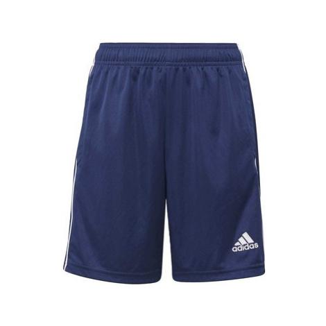 Adidas Šortky Core 18 Training Modrá