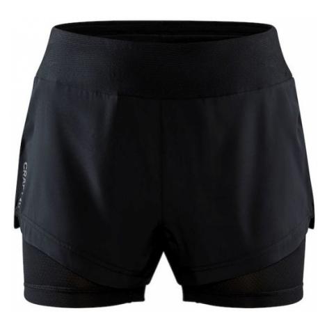 Dámské šortky CRAFT ADV Essence 2v1 černá