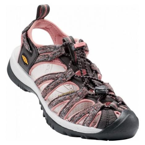 Keen WHISPER W šedá - Dámské sportovní sandále