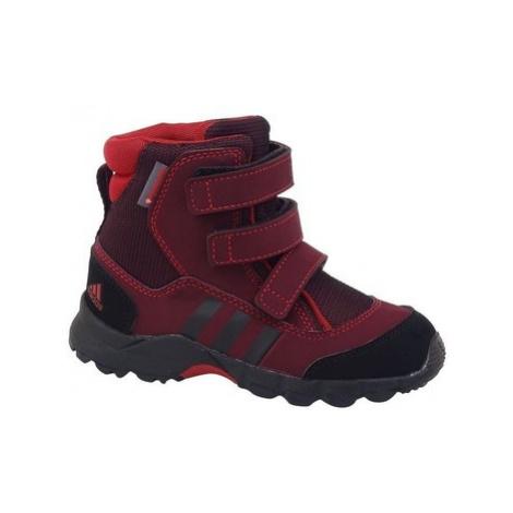 Adidas CW Holtanna Snow CF Červená