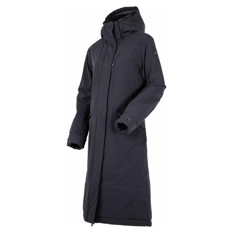 Kabát zimní jezdecký Urban Stretch UHIP, dámský, blue graphite grey