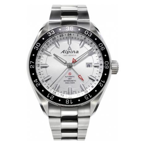 Alpina Alpiner 4 GMT AL-550S5AQ6B