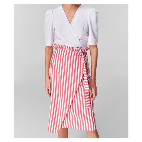 Women's Skirt Trendyol Wrap Poplin
