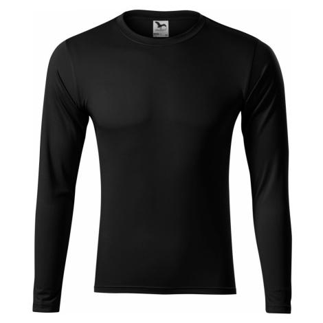 Malfini Pride Uni sportovní triko s dlouhým rukávem 16801 černá