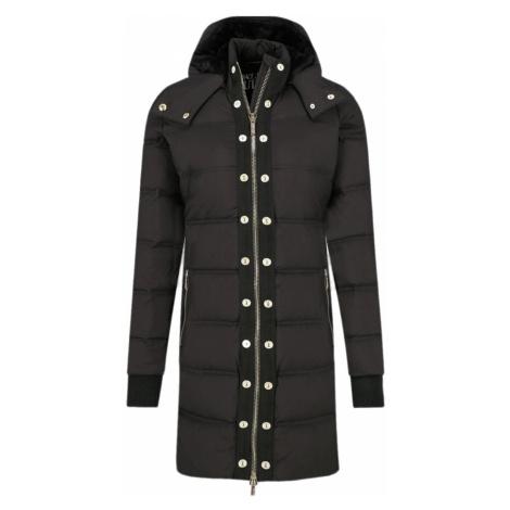 Černá zimní bunda - VERSACE COUTURE