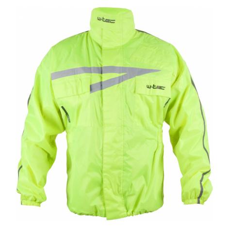Moto Pláštěnka W-Tec Rainy Fluo Žlutá