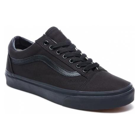 Boty Vans Old Skool black/black