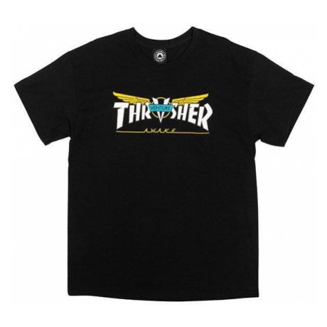 TRIKO THRASHER VENTURE S/S - černá