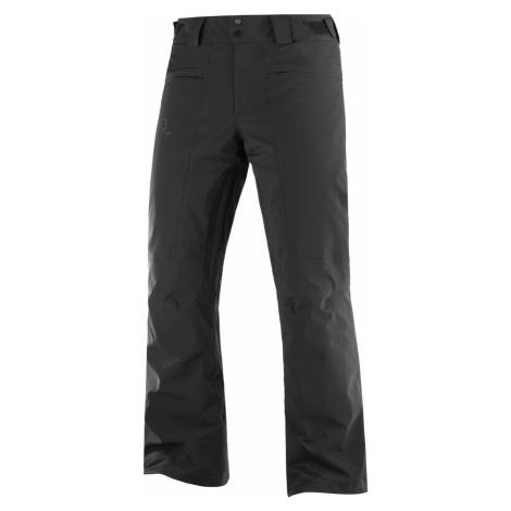 Kalhoty Salomon BRILLIANT PANT M - černá XL/L