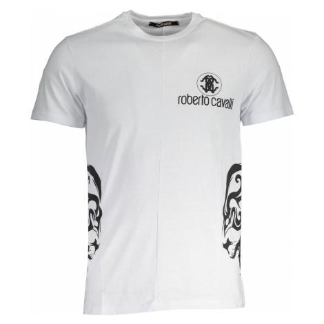 ROBERTO CAVALLI tričko s krátkým rukávem