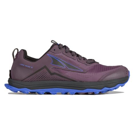 Běžecké boty Altra LONE PEAK 5 fialová
