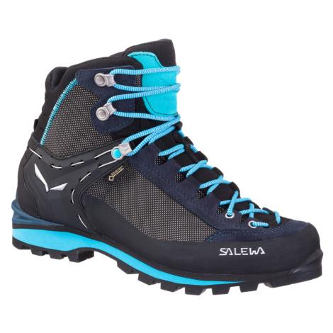 Dámská turistická obuv Salewa Crow GTX Navy/Blue