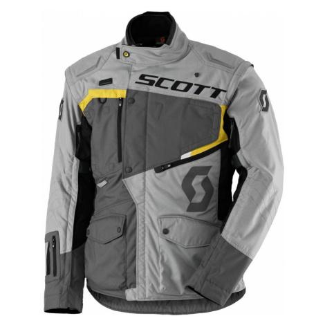 Moto Bunda Scott Dualraid Dp Titanium Grey/Orange